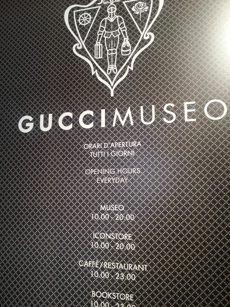 The Gucci Museum