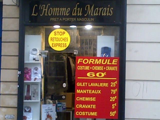 Rue de Turenne
