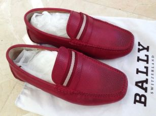 New Orleans Sale Shopping Bally Red Shoes