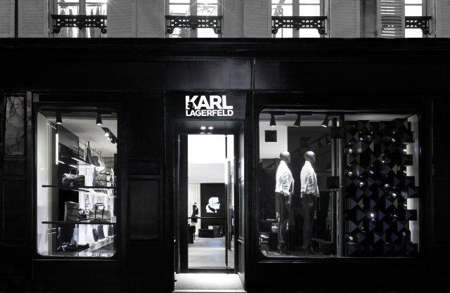 KL storefront