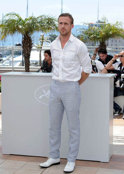 Ryan Gosling at the Canne Film Festival