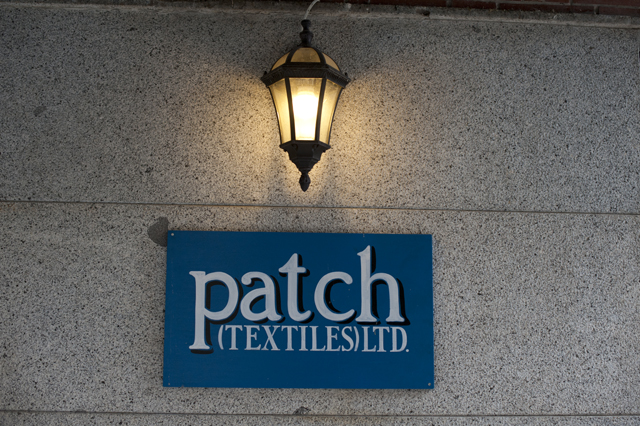 Stop into Patch, a Madrid menswear boutique with two locations.