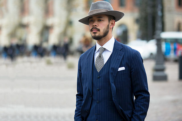 Neckties can express your style
