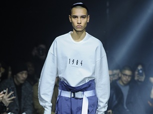 Julius, autumn-winter 2017 Paris, France