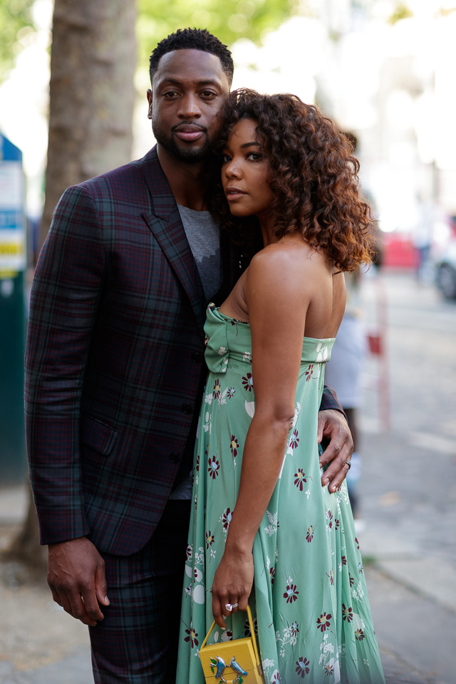 Dwayne Wade and Gabrielle Union 3