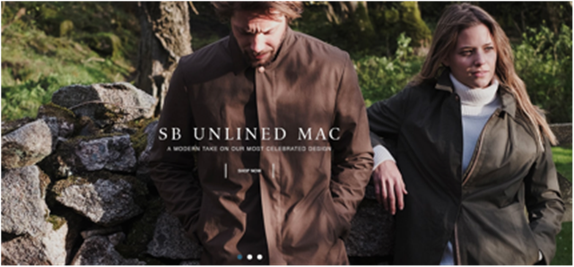 The famous unlined Mac